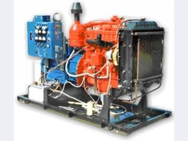 Дизельная  электрогенераторная    станция АД 1000С-Т400