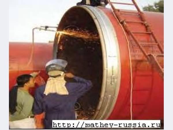Машина для резки труб пр-ва PSW BAND DRAGON pipe cutting machine