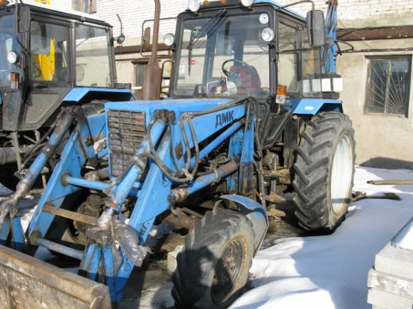 7 объявлений - Продажа б/у тракторов МТЗ 82.1 с пробегом.
