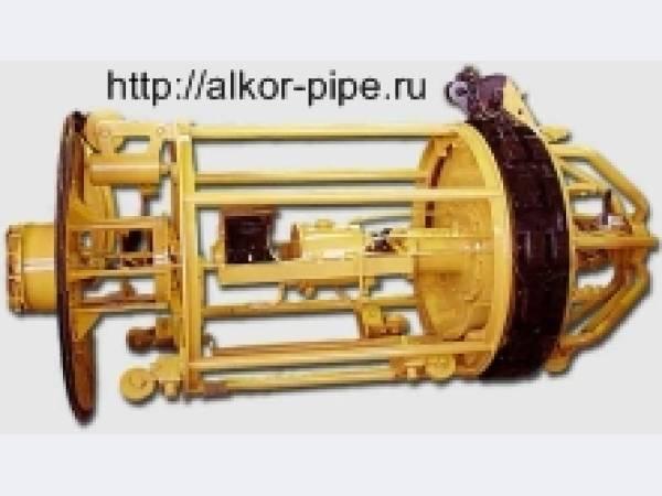 Центраторы ЦВ внутренние гидравлические для сварки труб (Россия)