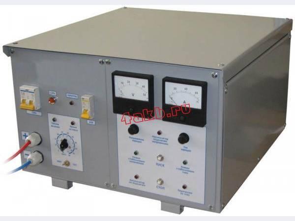 ВЗА-20-36-4 Автоматизированное зарядное устройство - выпрямитель - Продажа Ростов-на-Дону.