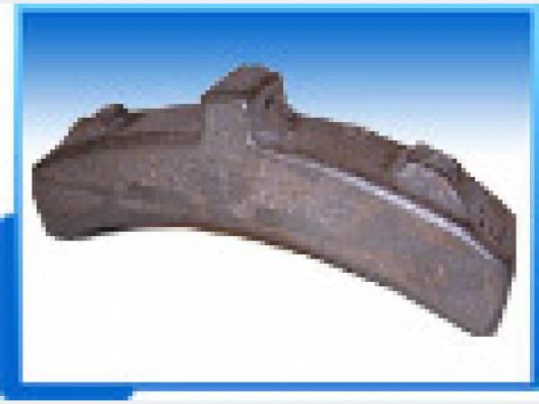 Продам колодка тормозная вагонная чугунная тип С, Ф, М, 25610-Н.