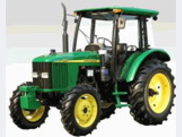 John deer green 25hp tractor