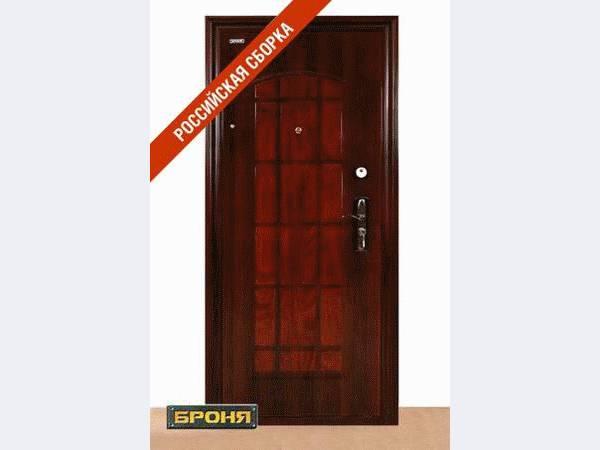 металлические двери броня каталог