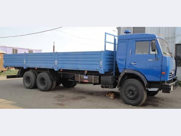 КамАЗ 65117 бортовой г/п 14т., кап ремонт «под новый»