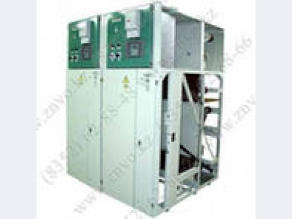 Комплектное распределительное устройство КРУ серии КРУ 2-10 ( КВ-02-10.