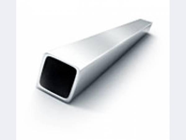 Труба квадратная алюминиевая 30х30х3х4000 ад31 в екатеринбурге