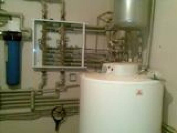 Монтаж отопления, водоснабжения, канализации.  Теплые полы, замена - установка радиаторов в квартирах , частных домах...
