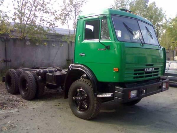 КамАЗ 55111 шасси. 240 л.с.,  полный капитальный ремонт.