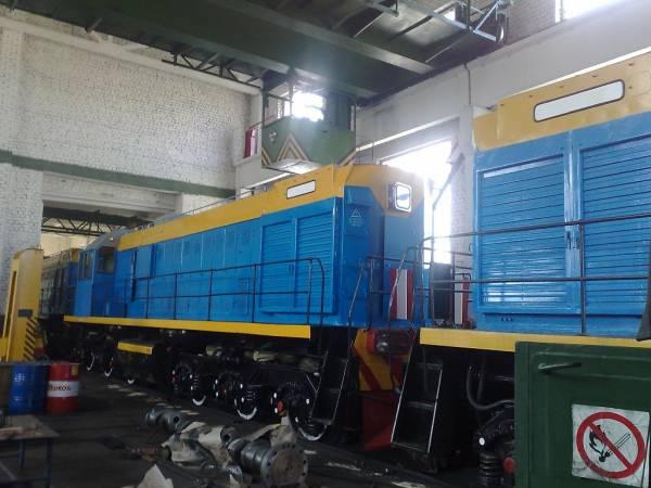 Продается два тепловоза ТЭМ-2У после капитального ремонта в объеме КР-2 (с заменой бандажей и электропроводки)...