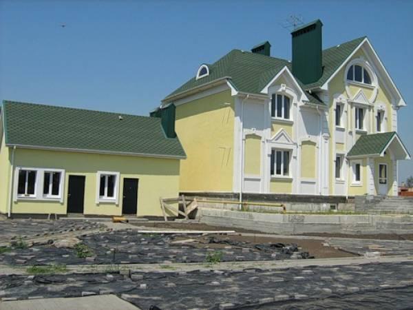 Фасадов зданий декоративная отделка