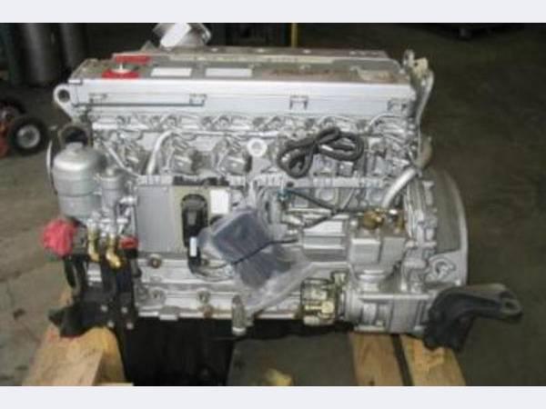 Двигатель Mercedes OM906