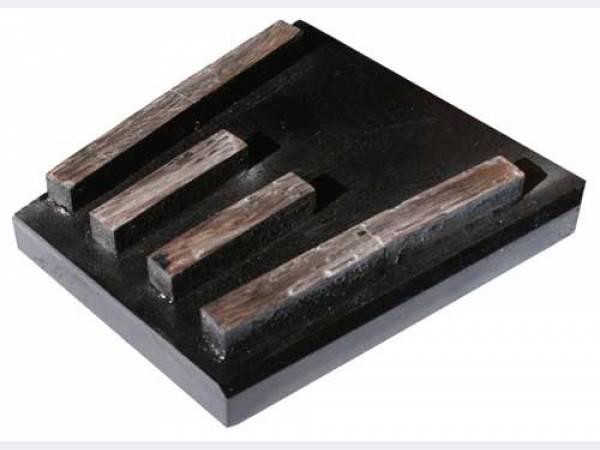 Франкфурты (шлифпластины) алмазные шлифовальные по бетону