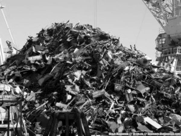 Прием черного металла в Люберцы вывоз металлолома гараж в Волоколамск