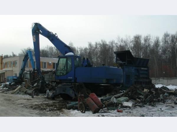 Скупка металлолома в москве в Дедовск пункты приема вторсырья в Большое Алексеевское