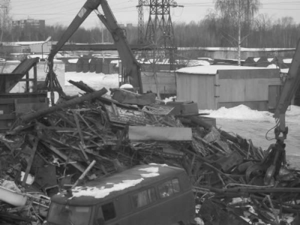 Вывоз металлолома цена в Жуковский цветной металл цена за кг в Степановское