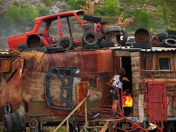 сдать металлолом 250 кг с вывозом пятницкое шоссе из дачи