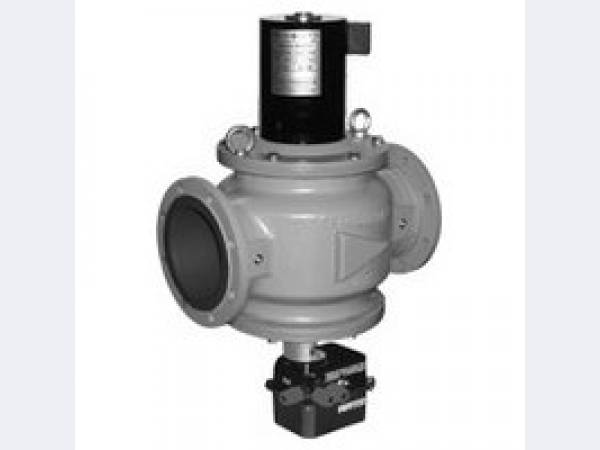Клапан электромагнитный ВН8М-1К
