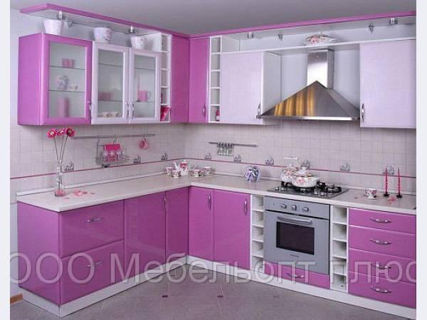 Модульные кухни эконом-класса в СПб, изготовление
