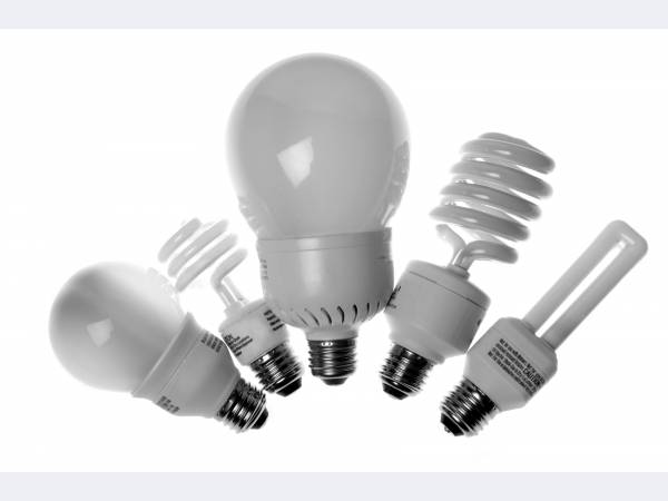 Энергосберегающая лампа - трубка, свернутая в спираль или змейку, наполненная парами ртути.  На стенки трубки нанесен...