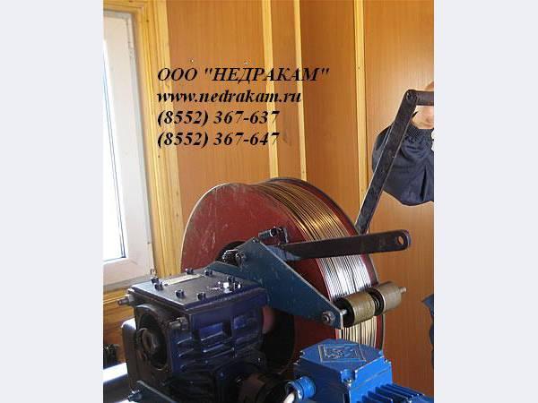УДС установка депарафинизации скважин скребкование удаление АСПО