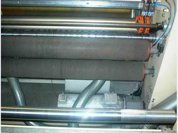 Высокоскоростная бабинорезательная машина dnjp1300