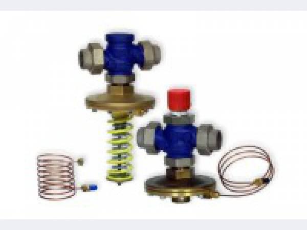 Регуляторы давления  LDM RD122D RD122P