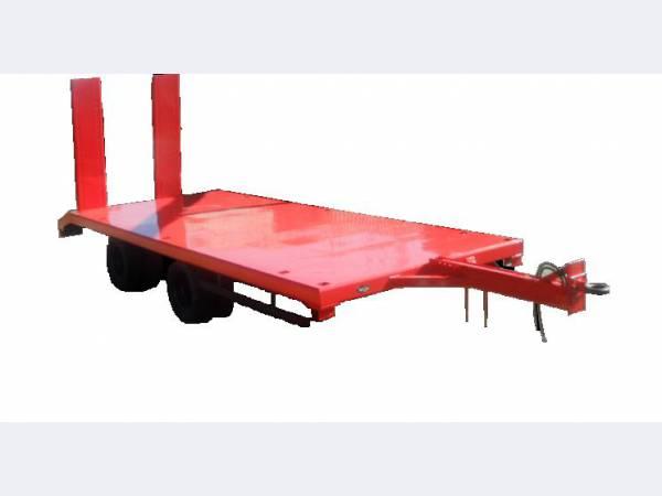 Прицепы для перевозки спецтехники до 9 тонн
