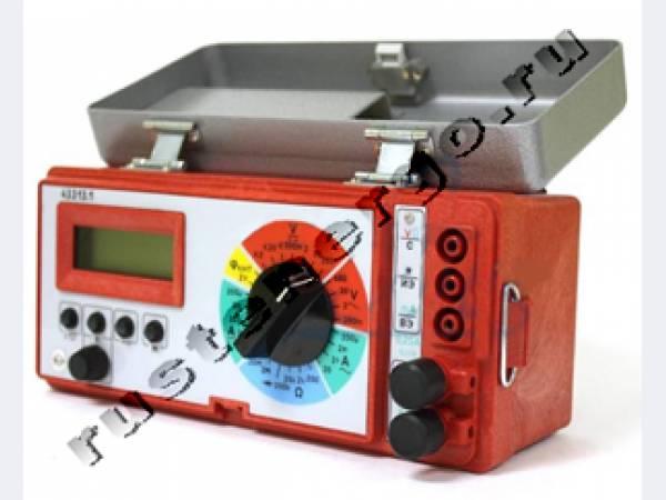 Универсальные аналоговые приборы (мультиметры, тестеры) Ц4317М, Ц4352М - Продажа Москва.