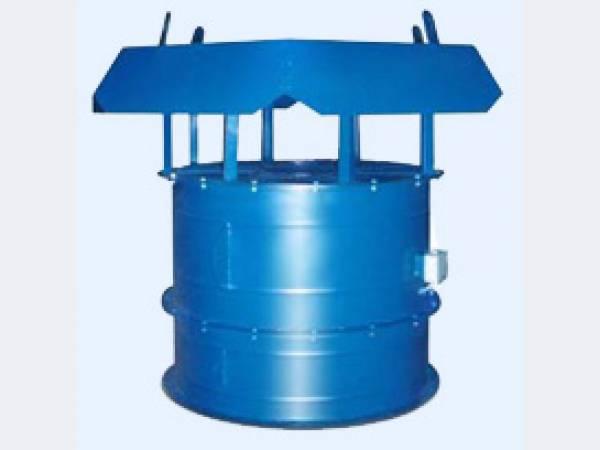 Вентиляторы крышные осевые ВОКП 30-160 и ВОКП 25-188