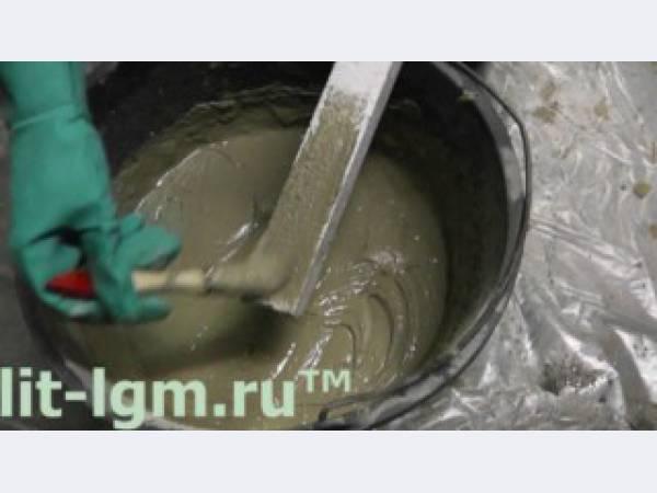 Противопригарная литейная краска для ЛГМ