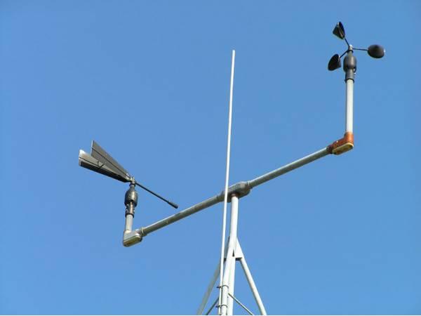 Датчика скорости ветра своими руками
