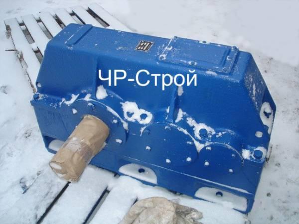 редукторы цилиндрические Ц2У-315н, Ц2У-355н, Ц2У-400н