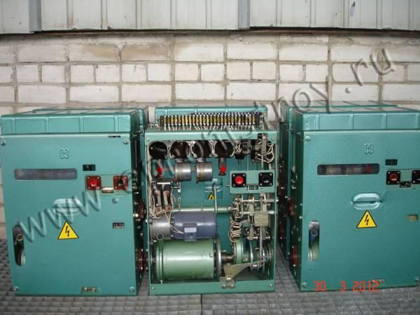 Привод ППВ-10/22000