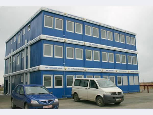 Модульные здания CONTAINEX