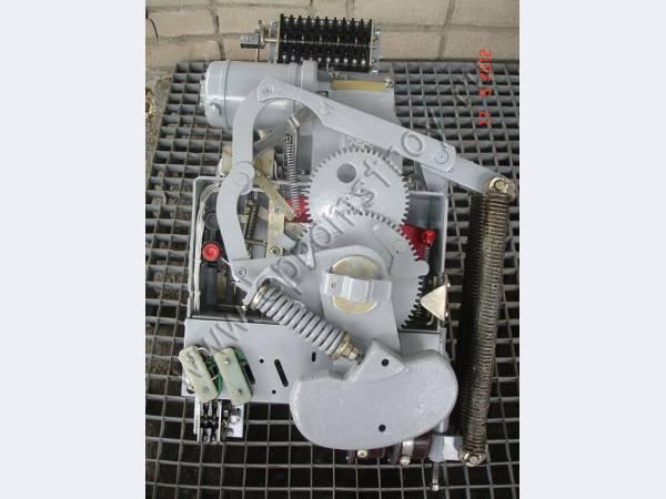 Продаю приводы пружинные ПП-67 к масляным выключателям серий ВПМ-10, ВМГ-10, С-35 Привод ПП-67 исполнение 11224...