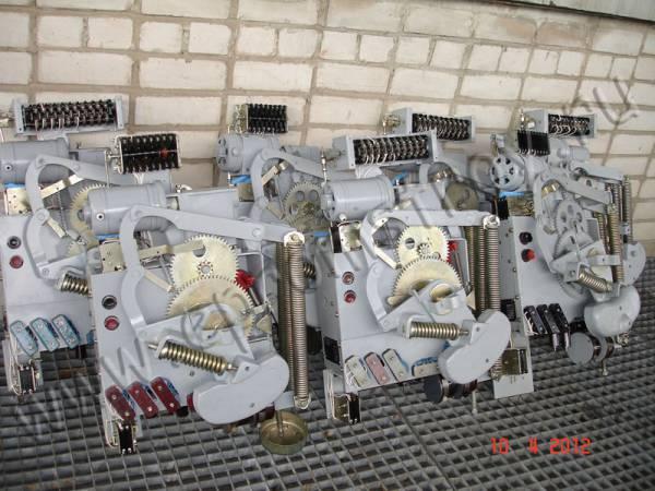 Привод ПП-67 схема 22400