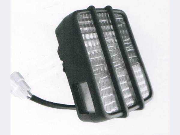 Передний фонарь к погрузчику toyota 7fd30