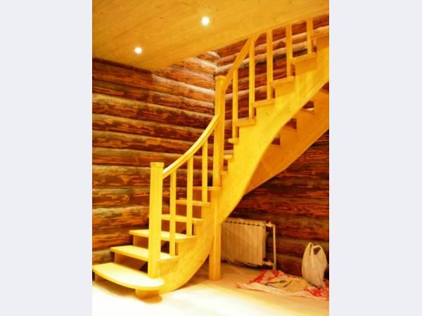Винтовые, поворотные, маршевые лестницы