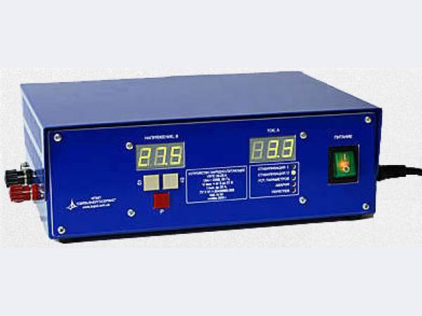 Автоматические зарядно-питающие устройства серии УЗПС предназначены для автоматического заряда различных типов...