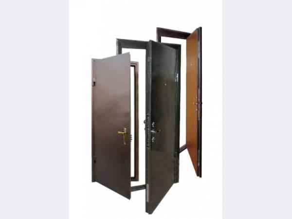 цена на стальные сейфовые двери