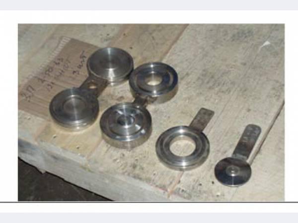 Заглушка поворотная 1-200-16 Т-ММ-25-01 ст.20 с КОФ