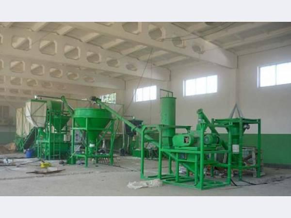 Оборудования для производства топливных брикетов своими руками