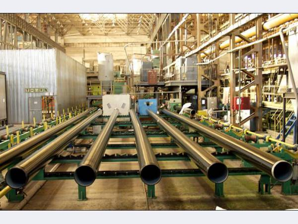 Завод изоляции труб