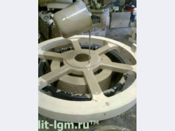 Противопригарные краски и покрытия для ЛГМ