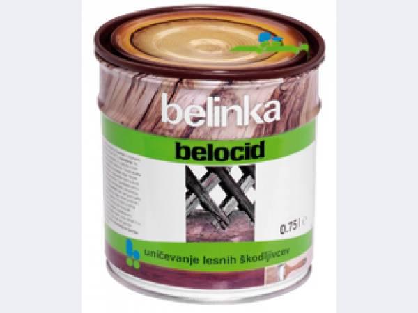 BELINKA BELOCID (БЕЛИНКА) антисептик для защиты и санации древесины