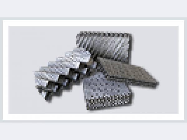 Колонные насадки (Ring-R, Ring-P, Ring-C, Sepring-M)( Random  packing)