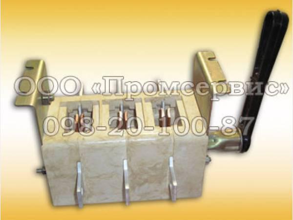 Фото рубильники производителя перекидные - Рубильники на 100-630 ампер - ВР32.