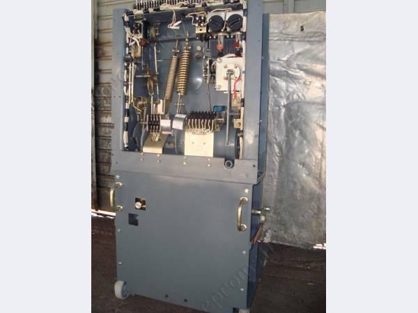 Проводим капитальный ремонт масляных выключателей 6, 10, 35 кВ и приво