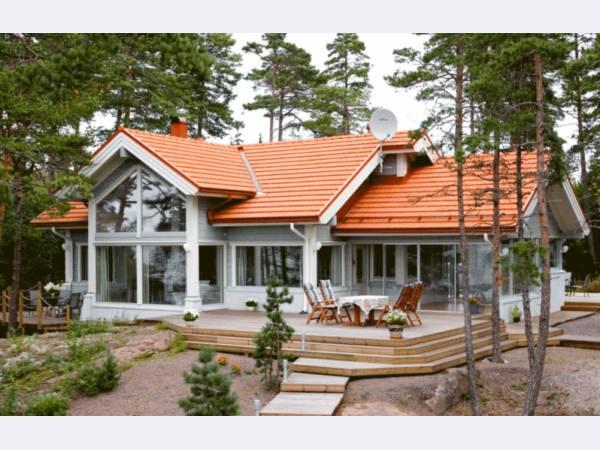 Финские дома проекты строительство